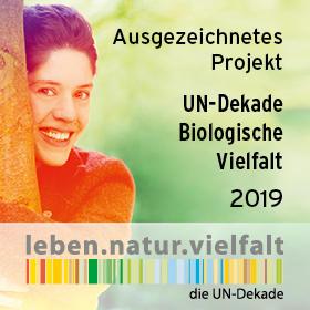 Projekt der UN-Dekade Biologische Vielfalt